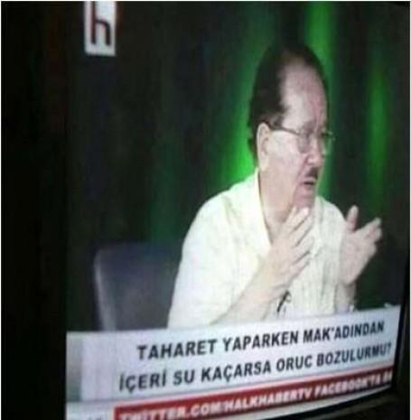 Türk televizyon tarihinde güldüren anlar - Page 3