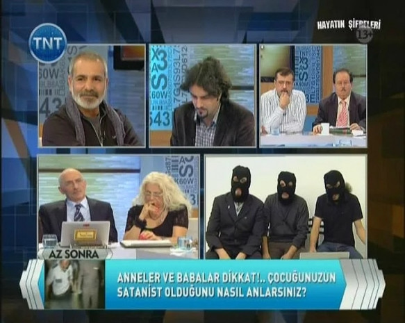 Türk televizyonlarında gerçekleşmiş gelmiş geçmiş en acayip 20 olay - Page 4