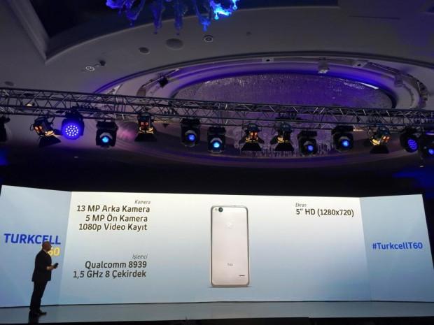 Turkcell'in en gelişmiş telefonu 'Turkcell T60' - Page 4