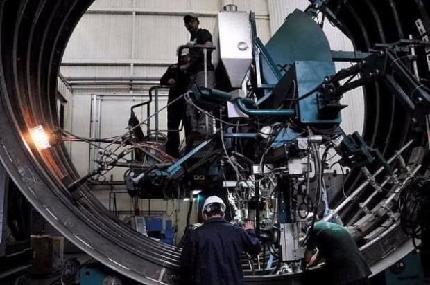 Türkiye Denizaltıları böyle üretiyor - Page 4