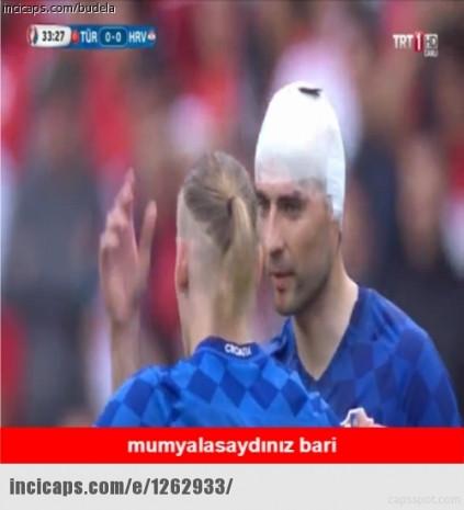 Türkiye, Hırvatistan maçına isyan caps'leri - Page 2
