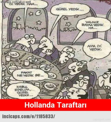 Türkiye - Hollanda maçı sonrası caps çılgınlığı - Page 2