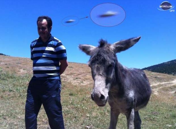 Türkiye'de çekilen Ufo fotoğrafları! - Page 1