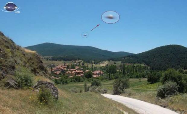 Türkiye'de çekilen Ufo fotoğrafları! - Page 2