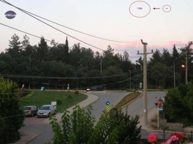 Türkiye'de çekilen Ufo fotoğrafları! - Page 4