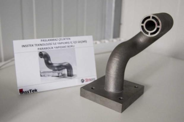 Türkiye'de de 3 boyutlu metal yazıcı üretilecek! - Page 2