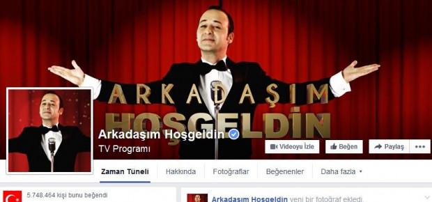 Türkiye'de en fazla beğeniye sahip 10 Facebook sayfası - Page 1