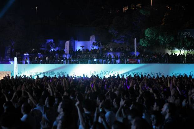 Türkiye'de Galaxy S4 ile 4 dörtlük bir gece - Page 2