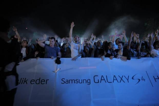 Türkiye'de Galaxy S4 ile 4 dörtlük bir gece - Page 3