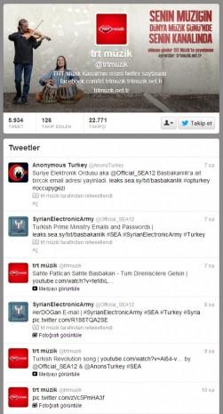 Türkiye'de Sosyal Medya Hesabı Çalınan 8 Kurum - Page 1