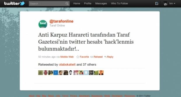 Türkiye'de Sosyal Medya Hesabı Çalınan 8 Kurum - Page 2
