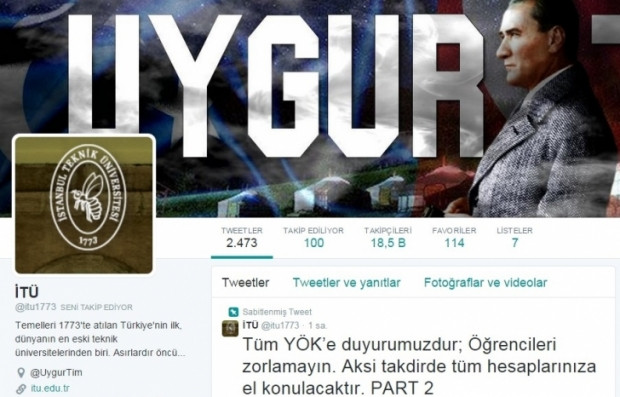 Türkiye'de Sosyal Medya Hesabı Çalınan 8 Kurum - Page 3