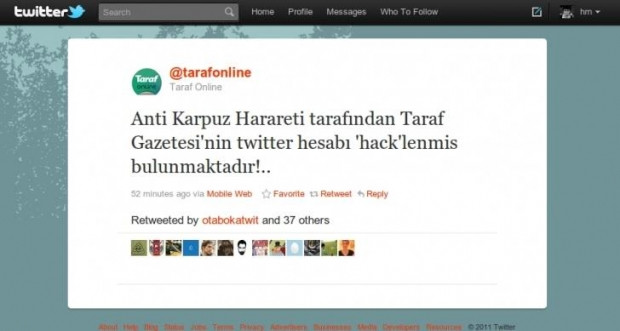 Türkiye'de sosyal medya hesapları çalınan 8 kurum - Page 1