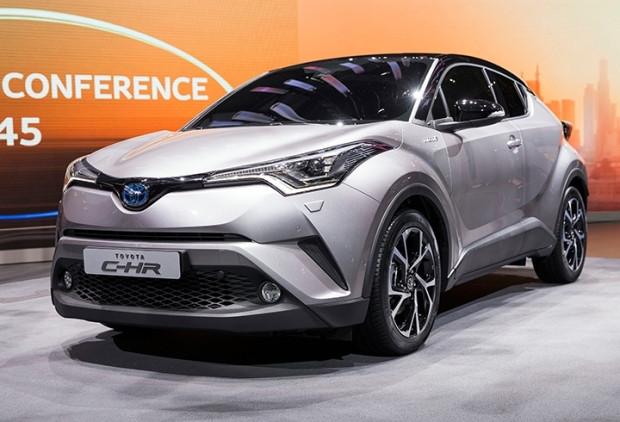Türkiye'de üretilecek Toyota C-HR vitrine çıktı - Page 1