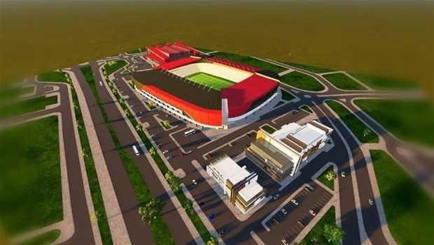Türkiye'de yapılacak olan yeni stadyumlar - Page 1