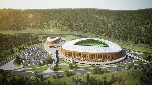 Türkiye'de yapılacak olan yeni stadyumlar - Page 3
