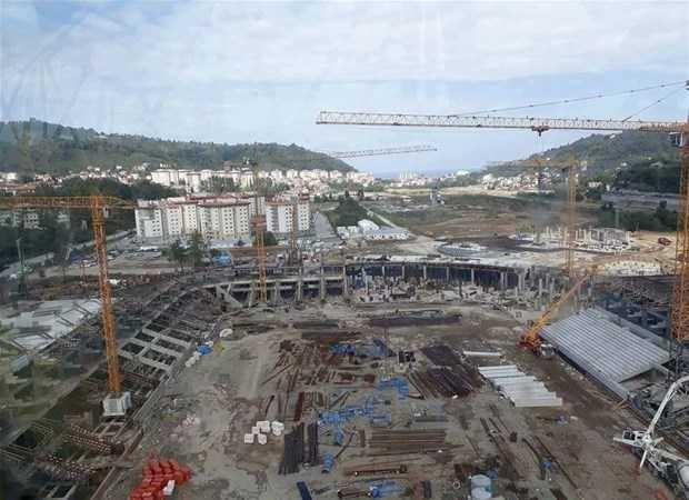 Türkiye'de yapılacak olan yeni stadyumlar - Page 4