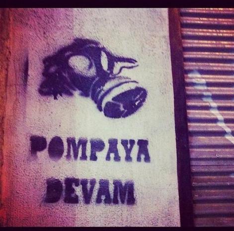 Türkiyeden sokak sanatı örnekleri! - Page 1