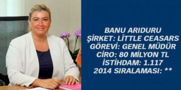 Türkiye'nin en güçlü 50 kadın CEO'su - Page 1