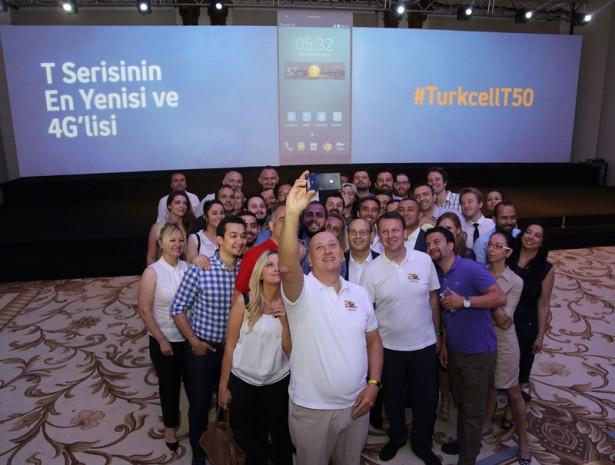 Türkiye'nin ilk 4G'li akıllı telefon Turkcell T50 - Page 2