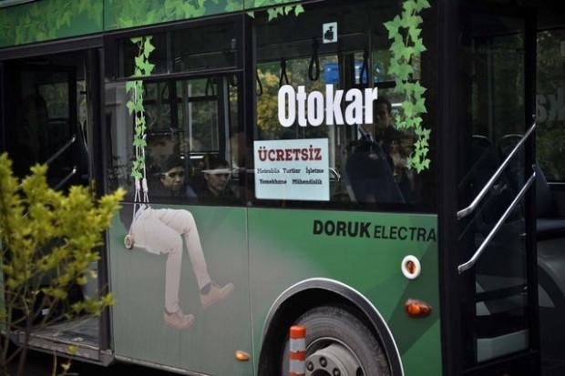 Türkiye'nin ilk elektrikli otobüsü Doruk Electra - Page 2