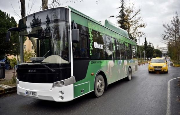 Türkiye'nin elektrikli ilk otobüsü - Page 1