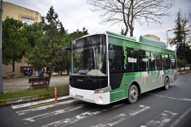 Türkiye'nin elektrikli ilk otobüsü - Page 3