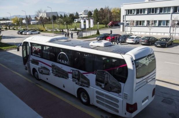 Türkiye'nin ilk 'güneş otobüsü' - Page 4