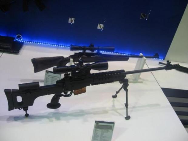 Türkiye`nin ilk milli keskin nişancı tüfeği JMK Bora-12 - Page 2