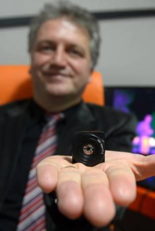 Türkiye'nin ilk minyatür kızılötesi kamerası - Page 3