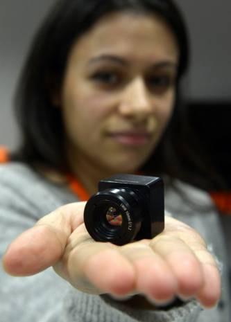 Türkiye'nin ilk minyatür kızılötesi kamerası - Page 4