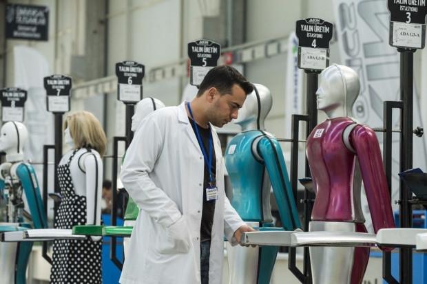 Türkiye'nin ilk robot fabrikası açıldı - Page 4