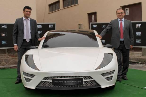 Türkiye'nin ilk spor otomobili 3Gen tanıtıldı - Page 2