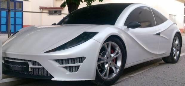 Türkiye'nin ilk spor otomobili 3Gen tanıtıldı - Page 4