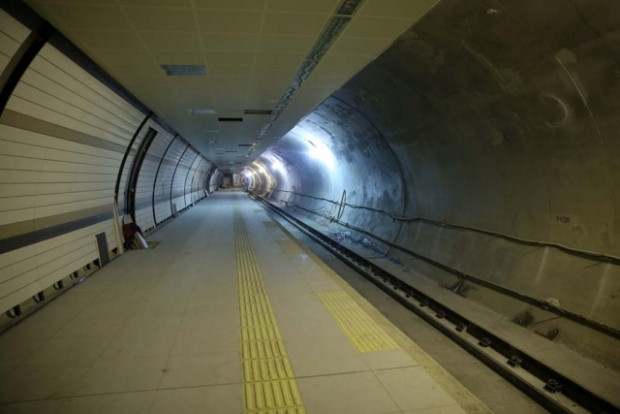 Türkiye'nin ilk sürücüsüz metrosu - Page 2