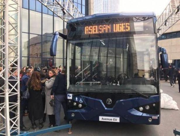 Türkiye'nin ilk yerli elektrikli otobüsü! - Page 2