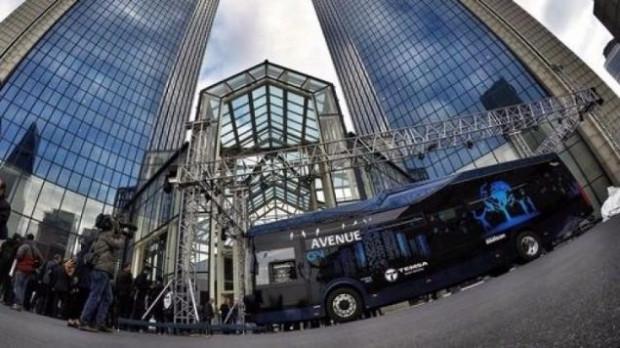 Türkiye'nin ilk yerli elektrikli otobüsü! - Page 3