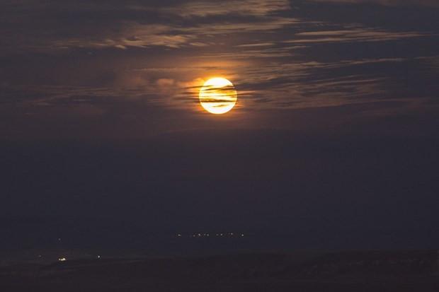 Türkiye'nin Süper Ay manzaraları - Page 1