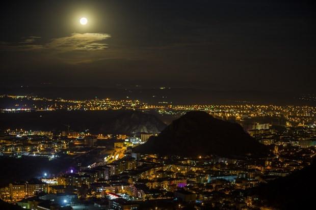 Türkiye'nin Süper Ay manzaraları - Page 2