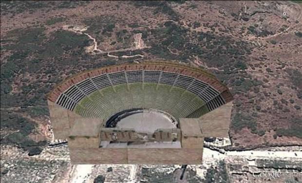 Türkiye'nin tarih ve kültür mirasları 3 boyutlu olarak Google Earth'te - Page 2