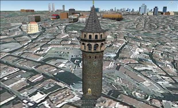 Türkiye'nin tarih ve kültür mirasları 3 boyutlu olarak Google Earth'te - Page 3