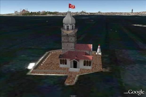 Türkiye'nin tarih ve kültür mirasları 3 boyutlu olarak Google Earth'te - Page 4
