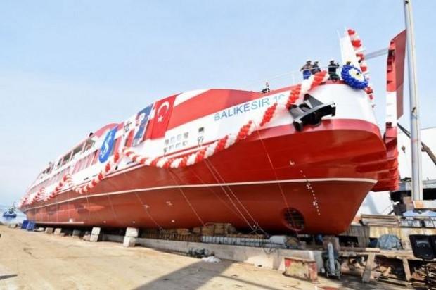Türkiye'nin Titaniği denize indi! - Page 3
