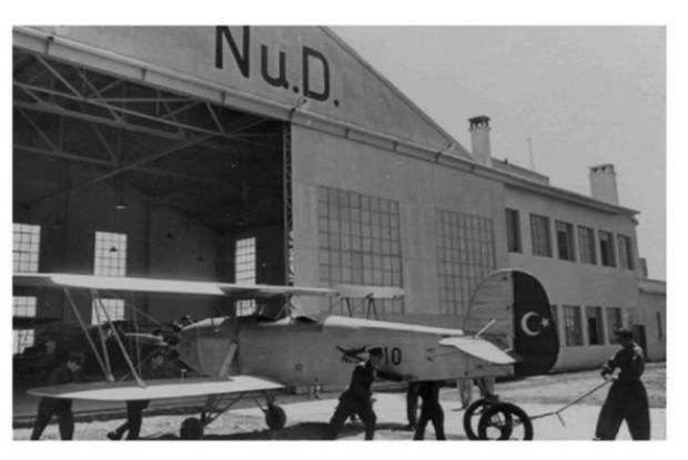 Türkiye'nin ilk uçak fabrikası - Page 1