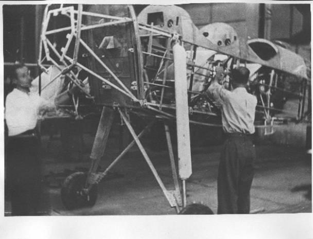 Türkiye'nin ilk uçak fabrikası - Page 2
