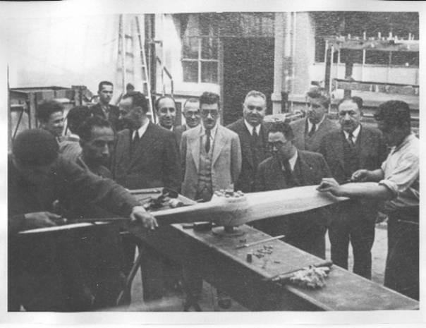 Türkiye'nin ilk uçak fabrikası - Page 3