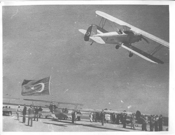 Türkiye'nin ilk uçak fabrikası - Page 4