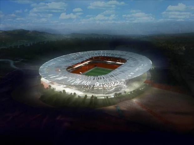 Türkiye`nin yeni stadları! - Page 1