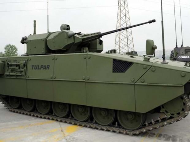 Türkiye'nin yerli yapım zırhlı aracı Tulpar - Page 3