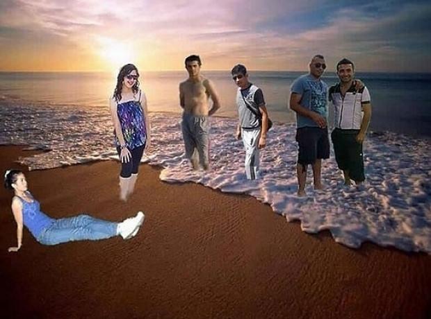 Türklerin güldüren photoshop efsaneleri - Page 1